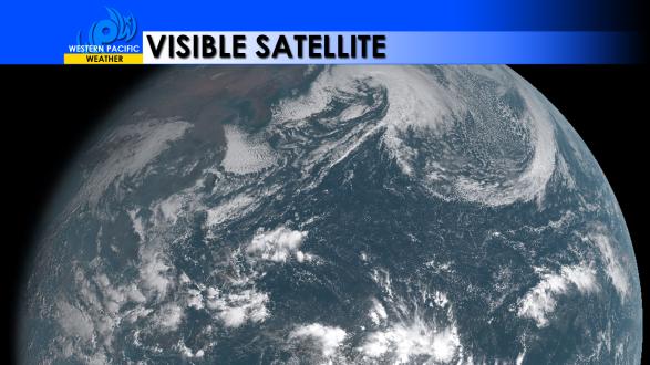 20171030 Visible Satellite