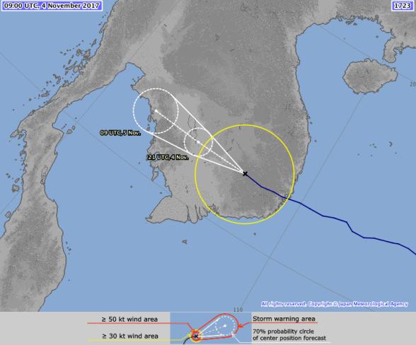 20171104 09 UTC Track